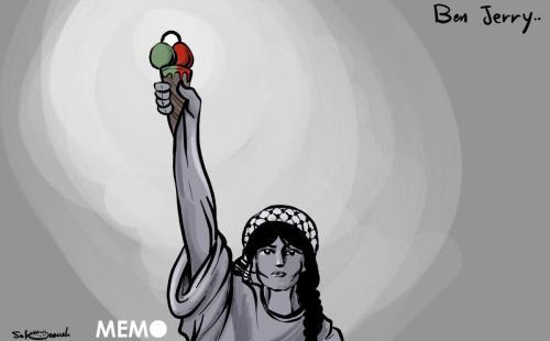 Ben & Jerry's congela vendas nos assentamentos na Cisjordânia [Sabaaneh/Monitor do Oriente Médio]