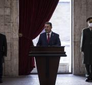 'Norte de Chipre seguirá caminho no Mediterrâneo Oriental de mãos dadas com a Turquia'