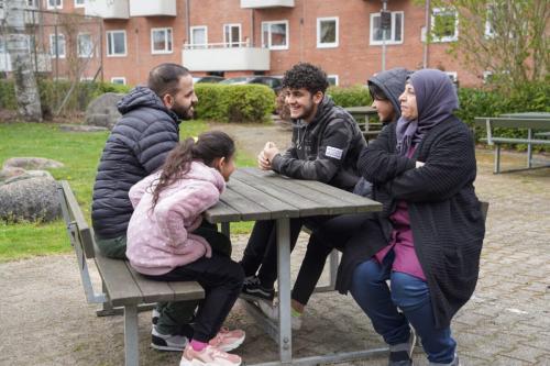 Petição urge Dinamarca a suspender repatriação de refugiados sírios