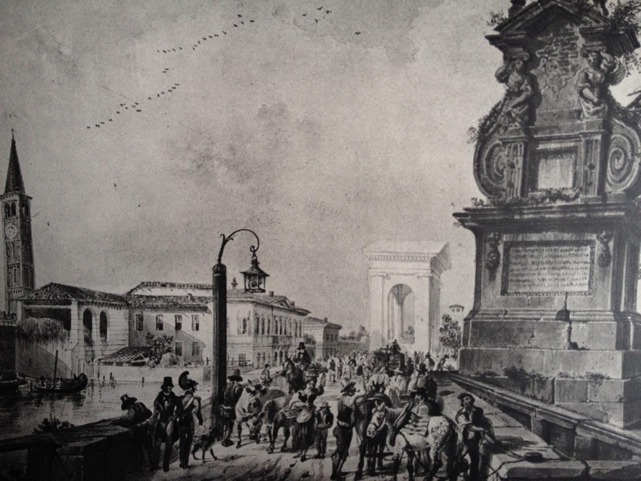 Conca di viarenna il monitore milanese for Naviglio significato