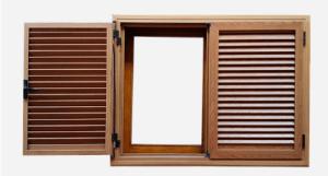 modern window shutter