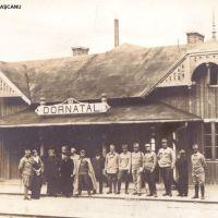 Linia ferată Vatra Dornei - Dornișoara - Prundu Bârgăului, la 100 de ani de la inaugurare