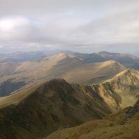 Jurnal de munte: Vârfurile Țapu Mare, Țapu Mic și Iedu