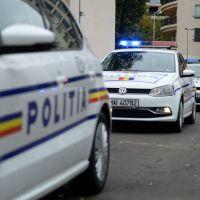 Un accident cu trei mașini a fost provocat de un șofer beat pe strada Argestru din Vatra Dornei