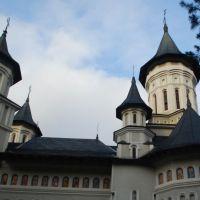 Pe 22 septembrie se împlinesc 15 ani de la sfințirea Catedralei din Vatra Dornei