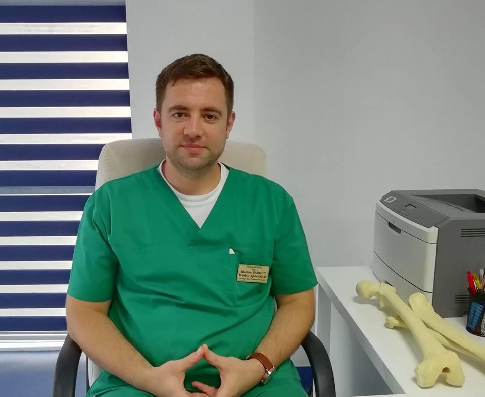 Traumatismele ortopedice ale locuitorilor din zona de munte. Interviu cu dr.ortoped Marius Sainiuc