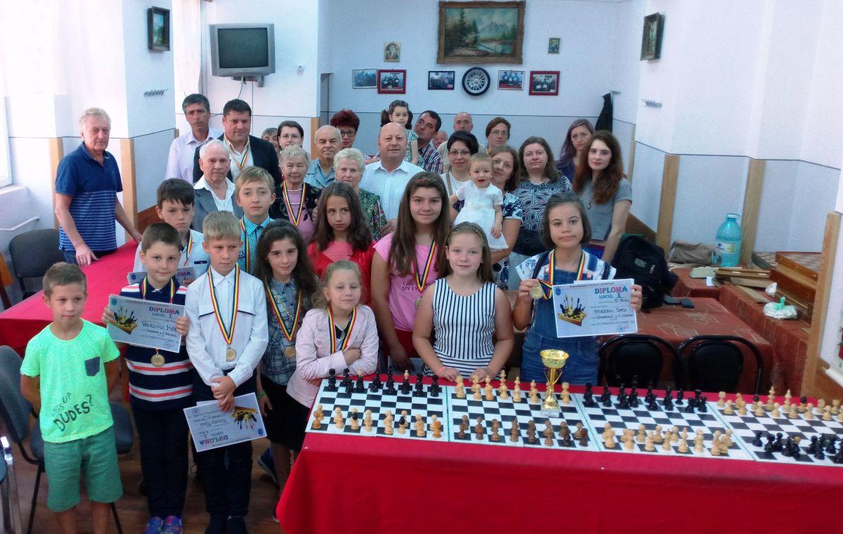 Sărbătoarea șahului la Vatra Dornei: o nouă competiție de șah a ajuns la final