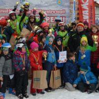 """Rezultatele ediției a XI-a a Concursului de Schi """"Bucuriile Zăpezii"""" de la Vatra Dornei"""
