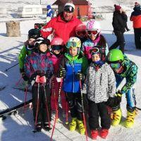 """Rezultate excelente ale celor mai mici schiori dorneni la Concursul """"Trofeul Gerar"""""""