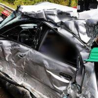 Detaliile accidentului mortal din Pasul Tihuța în care un bărbat a decedat, iar o femeie a ajuns în comă la spital