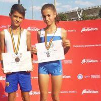 CSM Dorna a cucerit o medalie de aur și una de argint la Campionatul Național de Copii I și II de la București