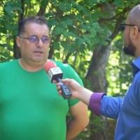 VIDEO. Claudiu Ungureanu și Cristina Tabarcea, candidați la Consiliul Local din partea Partidului Verde