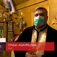 VIDEO. Racla cu moaștele Sfântului Ioan cel Nou de la Suceava a poposit în municipiul Vatra Dornei