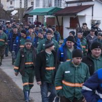 """Gheorghe Flutur: """"Guvernul acordă 4 milioane de lei pentru plata restanțelor către minerii de la Crucea"""""""