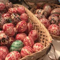 Târgul de Ouă Încondeiate și Târgul Meșterilor Populari, la Ciocănești