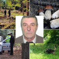 UPDATE. Tragedie în pădurile din Șaru Dornei. Un bărbat a fost găsit mort după ce a plecat la cules de ciuperci