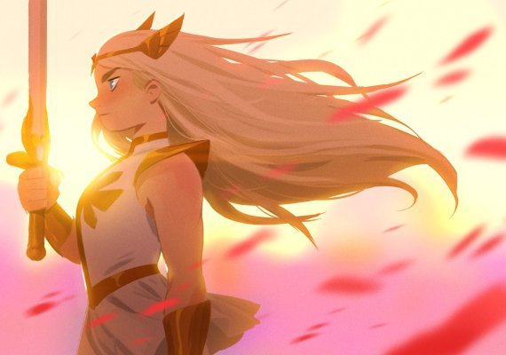 She-Ra y las Princesas del Poder. ©2018. DreamWorks Animation Ltd.