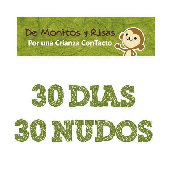 #30dias30nudos: el reto