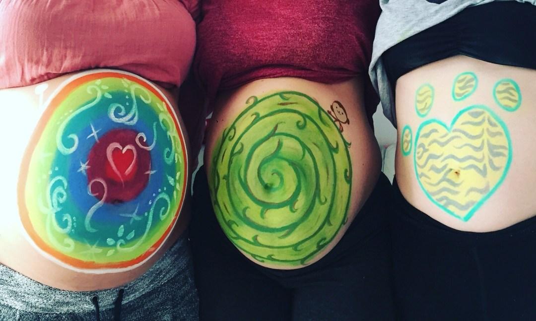 Tres aspectos de la maternidad