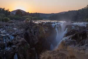 Epupa Falls.