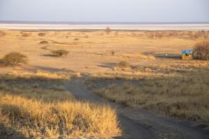 Aussicht von Kukonje-Island aufs Festland.