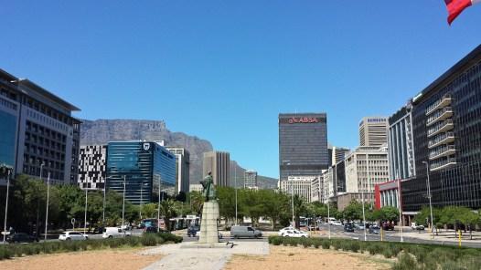 Innenstadt Kapstadt