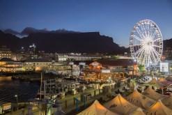 Kapstadt, einmal mehr.