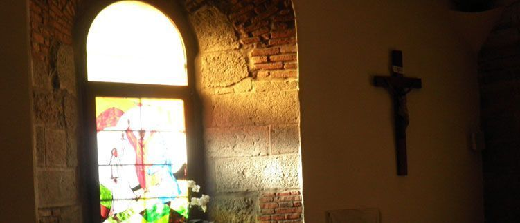Suesa, espacio para la liturgia
