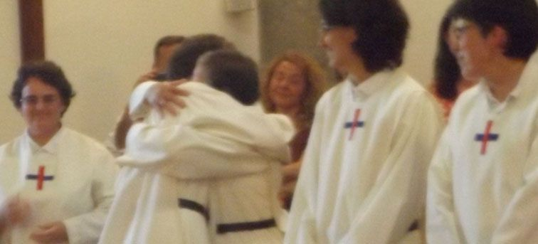 Familia de Jesús