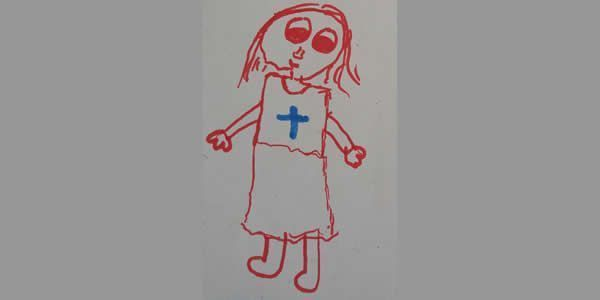 Dibujo de Eva