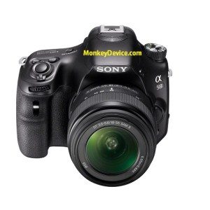 Sony SLT A58M 20.1MP DSLR Camera