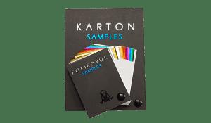 karton samples