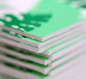 2 mm dik karton