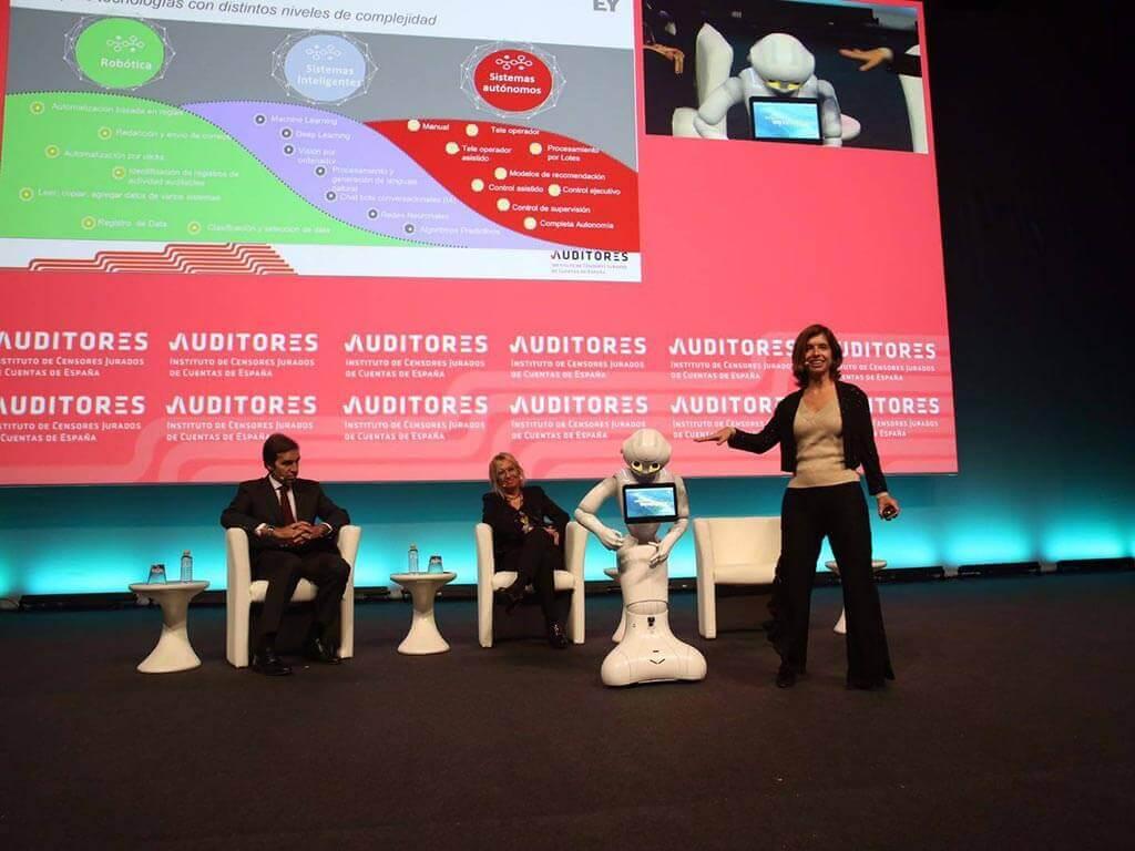 presentando las nuevas tecnologías en auditoria