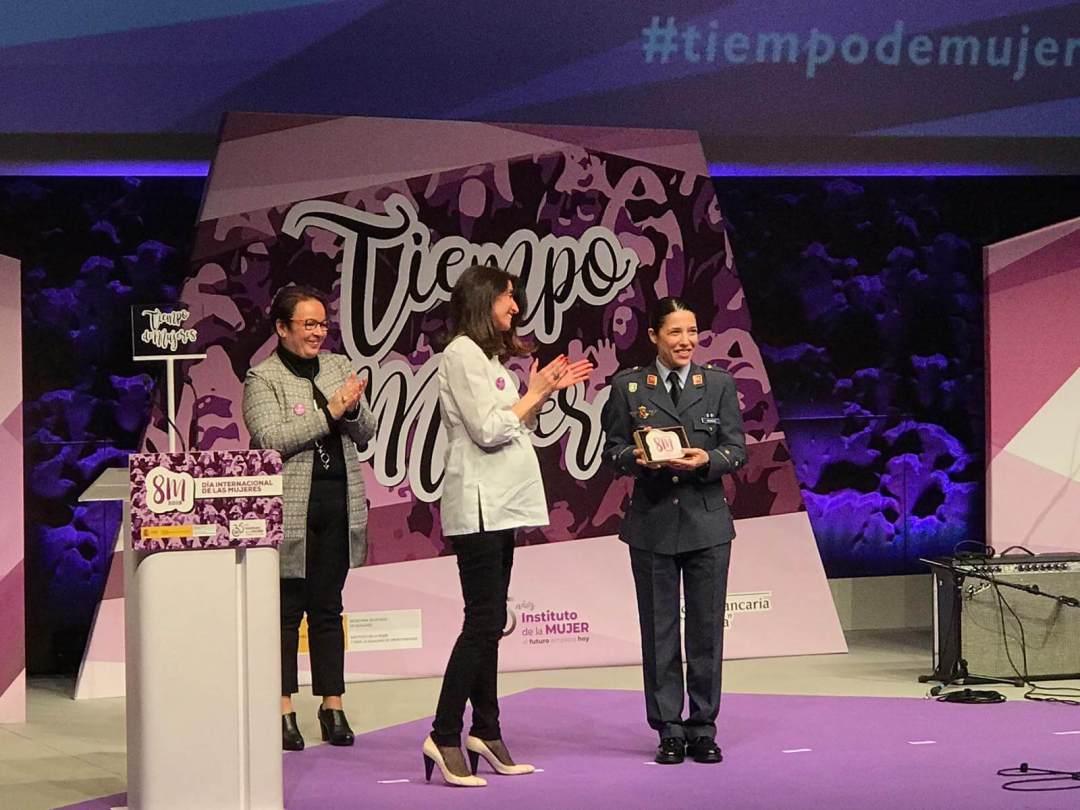 Entrega premios día internacional de la mujer