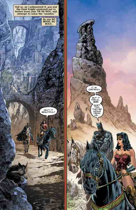 Exclusive Preview: THE BRAVE AND THE BOLD: BATMAN AND WONDER WOMAN #3