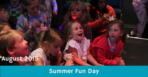 Summer events at Monkey Tree Holiday Park