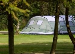 campsite near Newquay Cornwall