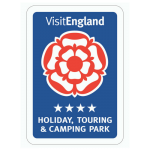 Visit England Award Monkey Tree Holiday Park 2018