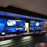 bar in new club