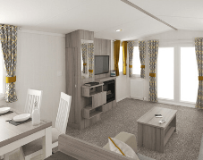 Bedruthan holiday home living