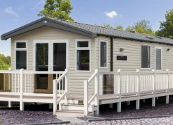 Bedruthan holiday home at Monkey Tree Holiday Park