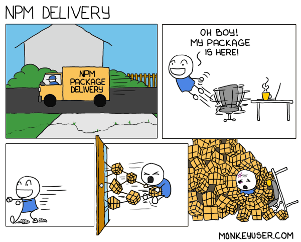 52 npm delivery
