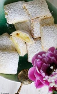 Lemon Pie le Genovesi - Italienische Pasticciotto