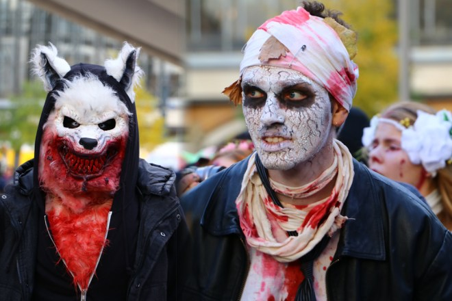 zombiewalk berlin 2016