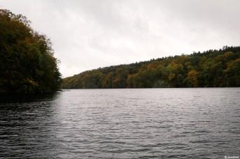 Schmaler Luzin Feldberger Seenlandschaft