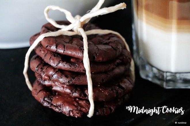 Schoko - Cookies ohne Mehl