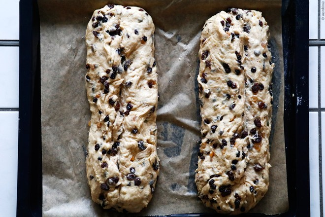 Stolle traditionell Rezept
