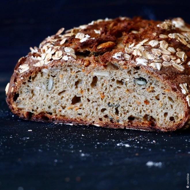 Hafermehl Brot Rezept