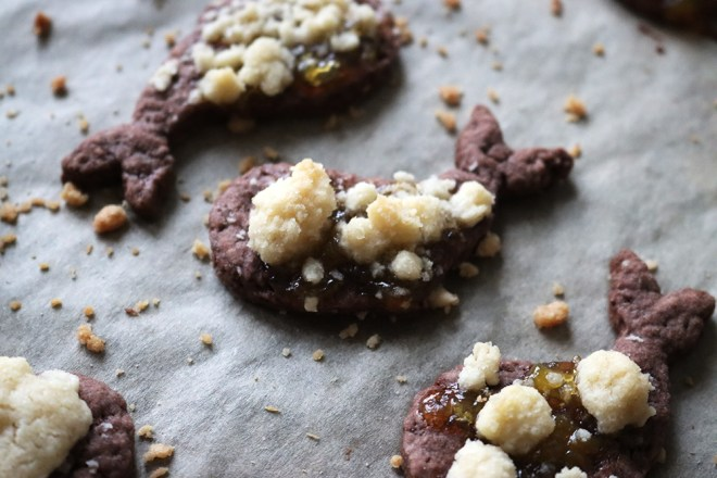 Streusel Cookies